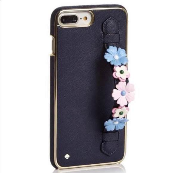low priced ef009 64773 Kate Spade Hand Strap Case (iPhone X)